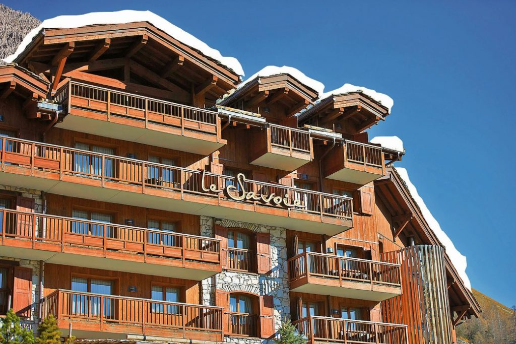 Val d'Isere - Chalet Hotel Le Savoie in Val d'Isere (1)