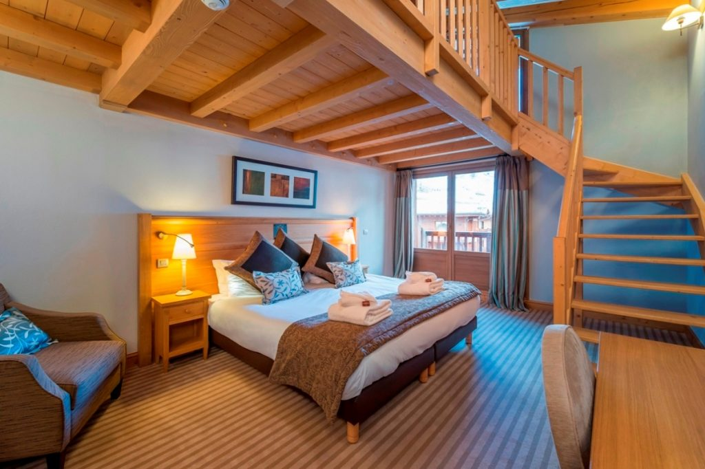 Val d'Isere - Chalet Hotel Le Savoie in Val d'Isere (8)