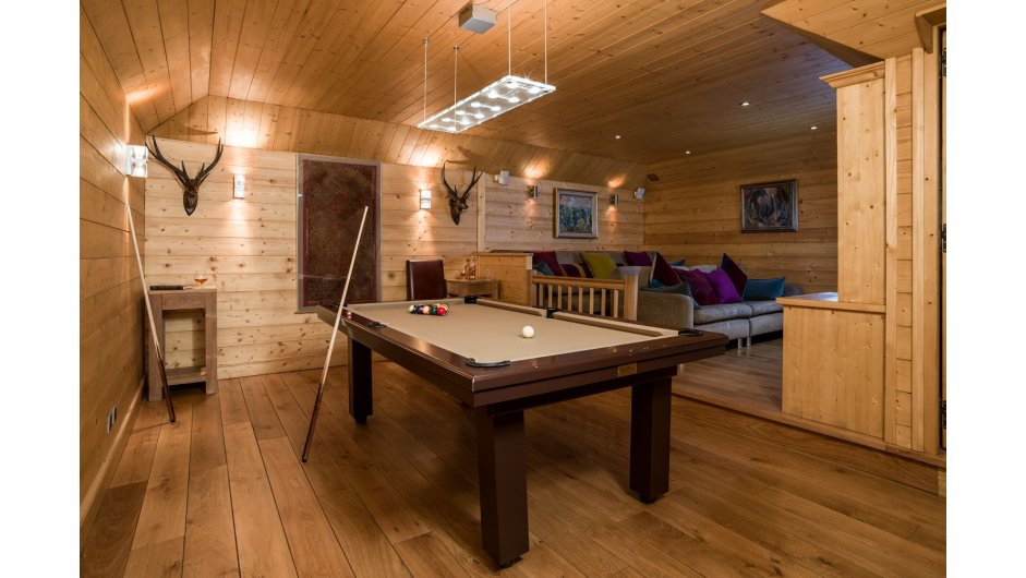 Chalet Bartavelles in Meribel (2)